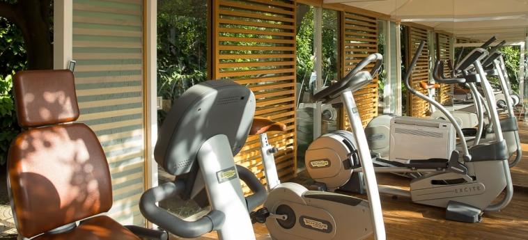 La Medusa Hotel & Boutique Spa: Fitnesscenter SORRENT - NEAPEL