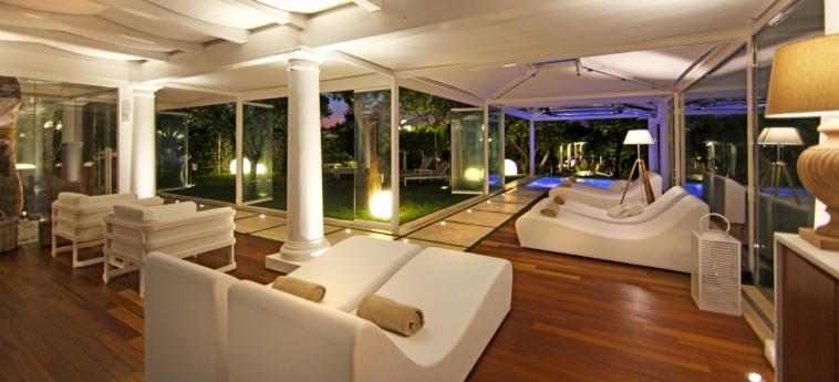 La Medusa Hotel & Boutique Spa: Spa SORRENT - NEAPEL