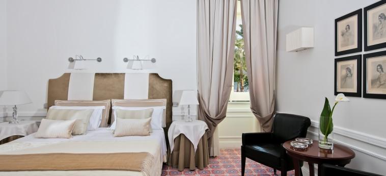 La Medusa Hotel & Boutique Spa: Superiorzimmer SORRENT - NEAPEL