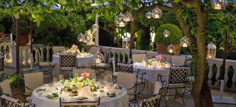La Medusa Hotel & Boutique Spa: Terrasse SORRENT - NEAPEL