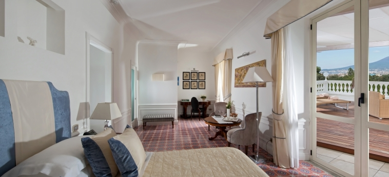 La Medusa Hotel & Boutique Spa: Zimmer Junior Suite SORRENT - NEAPEL