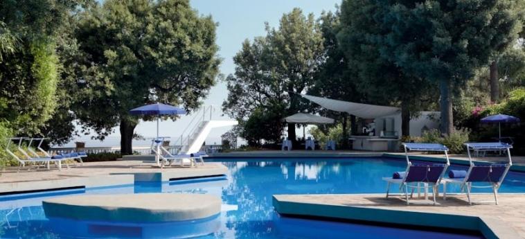 Hotel Parco Dei Principi: Swimming Pool SORRENTE - NAPOLI
