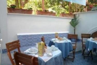 Hotel Mignon: Terrasse SORRENTE - NAPOLI