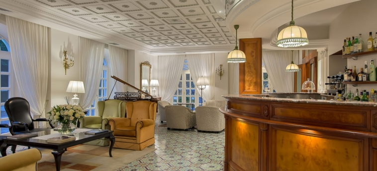 La Medusa Hotel & Boutique Spa: Lobby SORRENTO AREA - NAPOLI