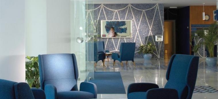 Hotel Parco Dei Principi: Lobby SORRENTO - NAPOLI