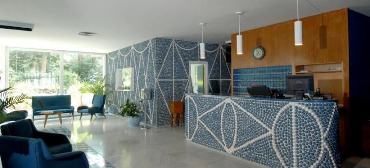 Hotel Parco Dei Principi: Reception SORRENTO - NAPOLI