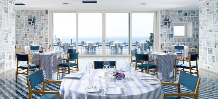 Hotel Parco Dei Principi: Restaurante SORRENTO - NAPOLI