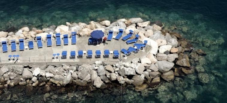 Hotel Parco Dei Principi: Solarium SORRENTO - NAPOLI
