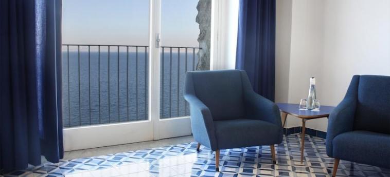 Hotel Parco Dei Principi: Vista SORRENTO - NAPOLI