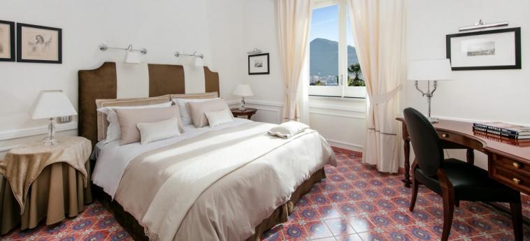 La Medusa Hotel & Boutique Spa: Habitación de Lujo SORRENTO - NAPOLI