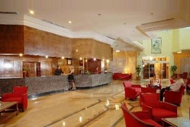 Hotel Palmyra Aquapark Kantaoui: Sala SOUSSE