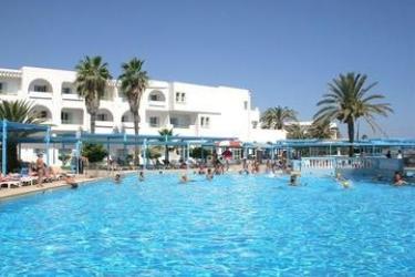 Hotel Sol El Mouradi: Spiaggia SOUSSE
