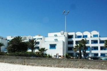 Hotel Abou Nawas Nejma: Außen SOUSSE