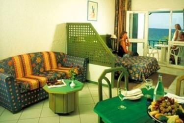 Hotel Abou Nawas Nejma: Schlafzimmer SOUSSE