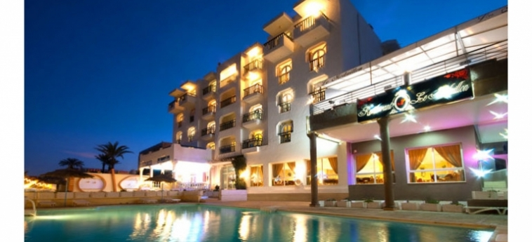 Hotel Royal Beach: Entrata SOUSSE