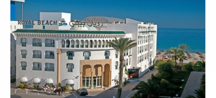 Hotel Royal Beach: Esterno SOUSSE