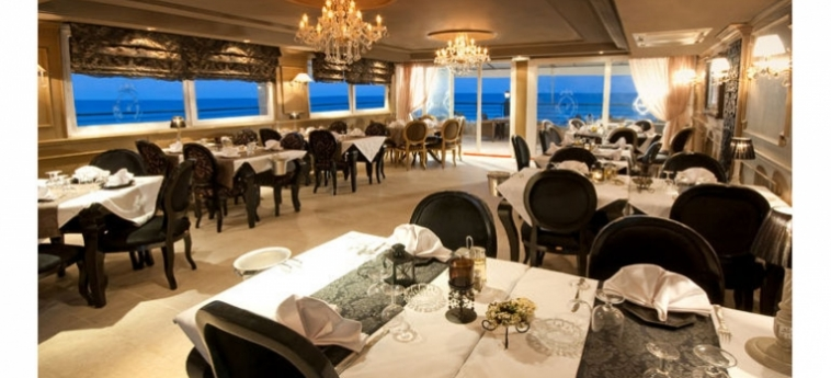 Hotel Royal Beach: Ristorante SOUSSE