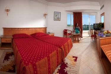 Hotel Riviera: Camera Matrimoniale/Doppia SOUSSE