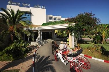 Hotel Riviera: Esterno SOUSSE