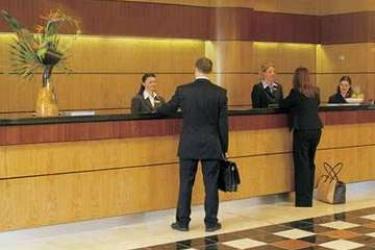Hotel Jurys Inn Southampton: Réception SOUTHAMPTON