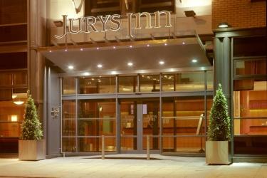 Hotel Jurys Inn Southampton: Lobby SOUTHAMPTON