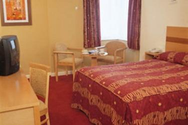 Hotel Jurys Inn Southampton: Bedroom SOUTHAMPTON