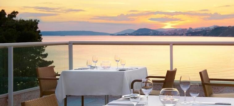 Hotel Le Meridien Lav, Split: Vista SPALATO - DALMAZIA