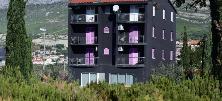 Hostel Sakic: Außen SPLIT - DALMATIEN