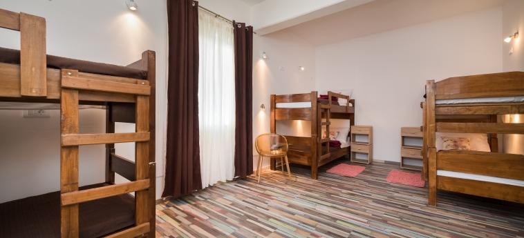 Hostel Sakic: Bunk-Bed Room SPLIT - DALMATIEN