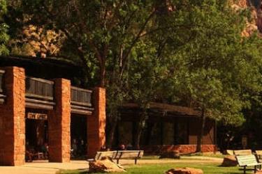 Hotel Zion Lodge: Außen SPRINGDALE (UT)