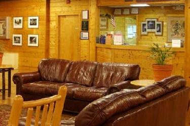 Hotel Zion Lodge: Hall SPRINGDALE (UT)