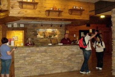 Hotel Zion Lodge: Lobby SPRINGDALE (UT)