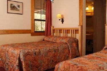 Hotel Zion Lodge: Bedroom SPRINGDALE (UT)