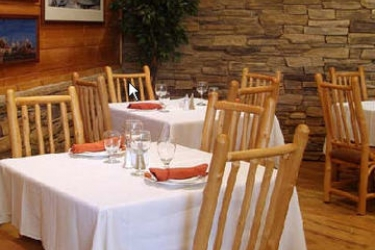 Hotel Zion Lodge: Restaurant SPRINGDALE (UT)