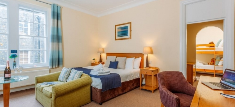 Hotel Tregenna Castle: Camera degli ospiti St Ives