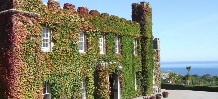 Hotel Tregenna Castle: Esterno St Ives