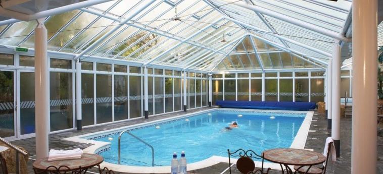 Hotel Tregenna Castle: Indoor Swimmingpool St Ives
