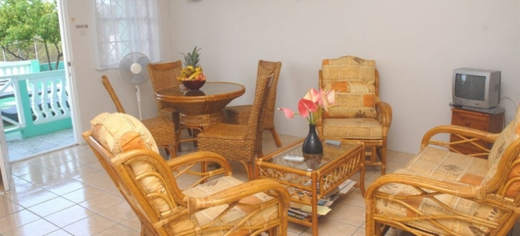 Hotel Belle Kaye: Appartamento Mercurio ST LUCIA
