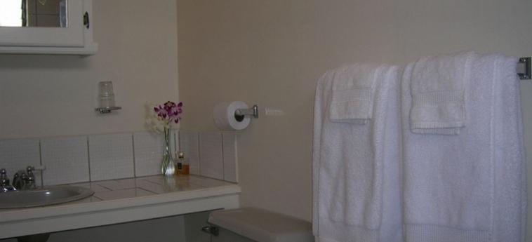 Hotel Belle Kaye: Bagno ST LUCIA