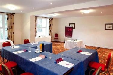 Mercure Stafford South Hatherton House : Sala de conferencias STAFFORD