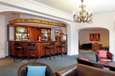 Mercure Stafford South Hatherton House : Bar STAFFORD