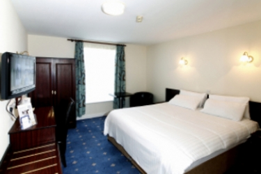 Mercure Stafford South Hatherton House : Chambre Double STAFFORD