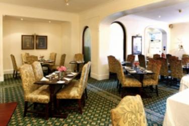 Mercure Stafford South Hatherton House : Restaurant STAFFORD