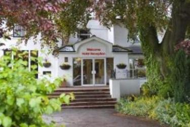 Mercure Stafford South Hatherton House : Außen STAFFORD