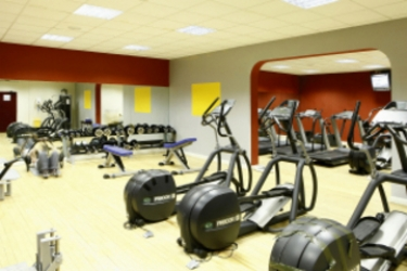 Mercure Stafford South Hatherton House : Gym STAFFORD