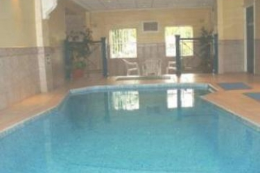 Mercure Stafford South Hatherton House : Indoor Swimmingpool STAFFORD