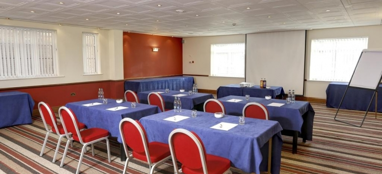 Hotel Best Western Tillington Hall: Meeting Room STAFFORD