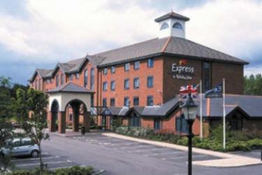 Hotel Holiday Inn Express Stafford M6 Jct. 13: Exterior STAFFORD