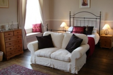 Hotel Somerford Hall: Bedroom STAFFORD