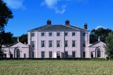 Hotel Somerford Hall: Exterior STAFFORD